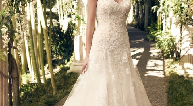 Bridal Gown: Heather