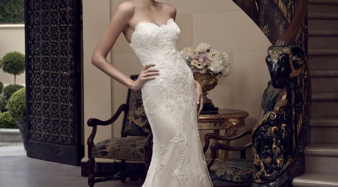 Bridal Gown: Lydia