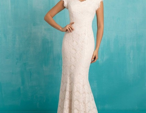 Modest Bridal Gown: Macey