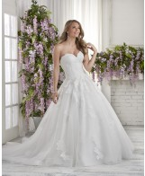 Bridal Gown: Sabrina