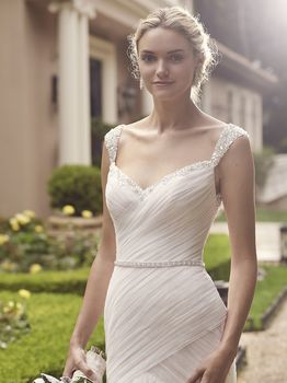 Bridal Gown: Freesia