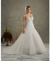 Bridal Gown: Morgan