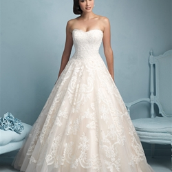 Bridal Gown: London