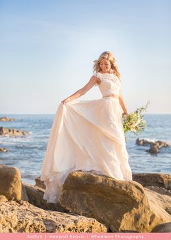 Bridal Gown: Peony