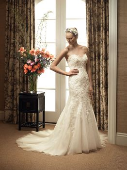 Bridal Gown: Anna Virginia