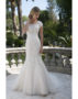 Modest Bridal Gown: Hannah