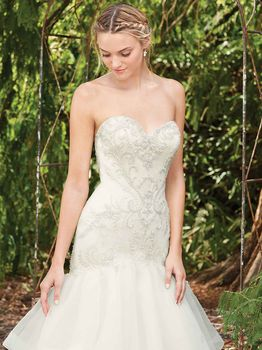 Bridal Gown: Poppy