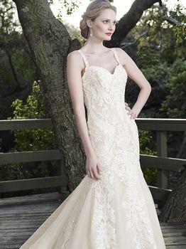 Bridal Gown: Sage