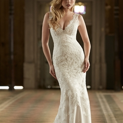 Bridal Gown: Bentley