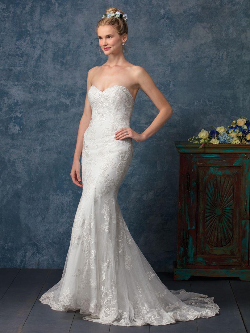 Casablanca bridal gowns anns classic affairs lapis ombrellifo Images