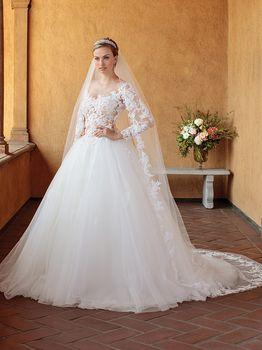 Bridal Gown: Elise