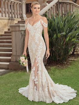Bridal Gown: Zola
