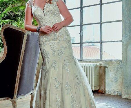 Bridal Gown: Berkley