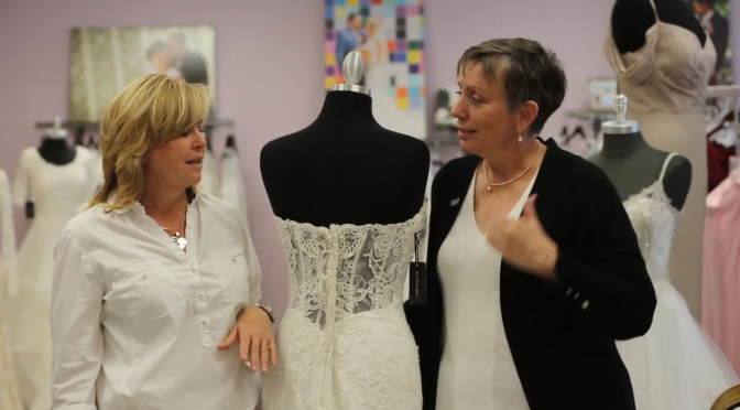 "The Wedding Women Talk About ""Back Fat"""