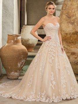 Bridal Gown: Amber