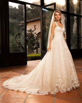Bridal Gown: Carmella