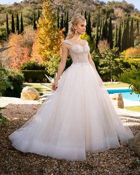Bridal Gown: Rosalie