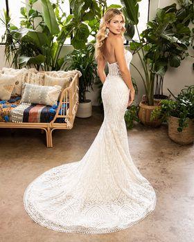 Bridal Gown: Parker