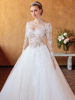 Bridal Gown: Elsie