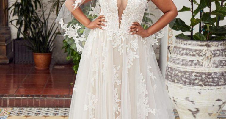 Bridal Gown: Callie
