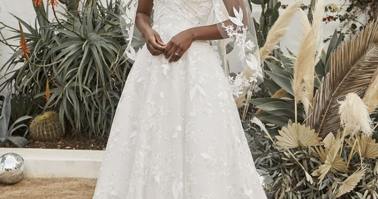 Bridal Gown: Goldie
