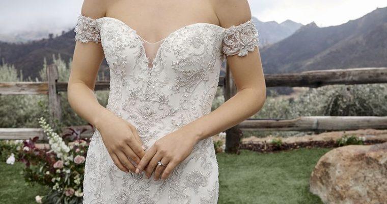 Bridal Gown: Gabrielle