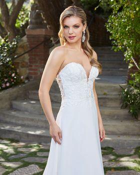 Bridal Gown: Krista