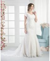 Modest Bridal Gown: Frankie